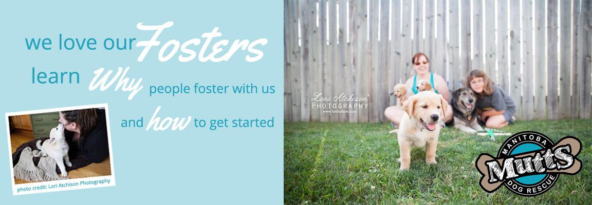 Foster-Banner